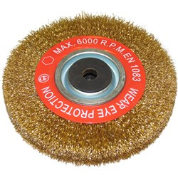 """16mm Tapered Buff Spindle Left /& Right Set Suits 8/"""" Bench"""