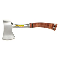 AXE SPORTSMANS 300MM LEATHER GRIP