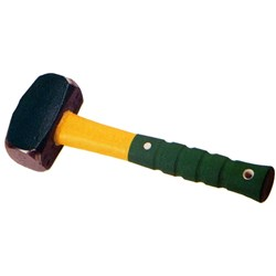 HAMMER CLUB 1.8KG/4lb,240MM NYLON CORE HNDL
