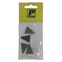 HAMMER WEDGES,  METAL HANG SELL PACK OF 4 FLHW