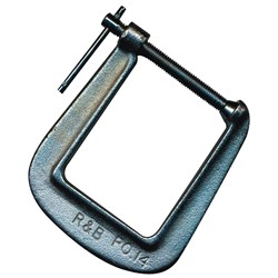 "DEEP THROAT CLAMP G 3""x 4 1/2"""