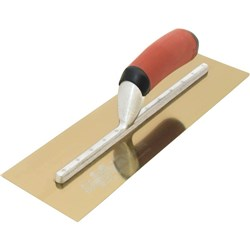 TROWEL FINISHING GOLDEN S/S 508X127 DURASOFT HANDLE MTMXS205GD