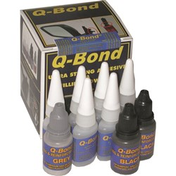 Q-Bond Ultra Strong Adhesive with Reinforcing Powder Large Repair Kit - QB3