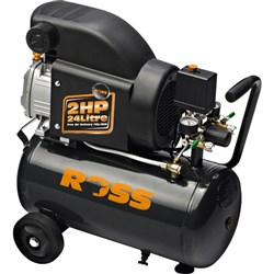 COMPRESSOR  2HP 24LTR DIRECT DRIVE