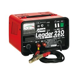 CHARGER, BATTERY LEADER 220 12/24V - 30AMPS TWLEADER220