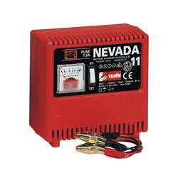 BATTERY CHARGER NEVADA 11  6/12VOLT-4AMPS