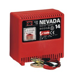 BATTERY CHARGER NEVADA 14 12VOLT -9AMPS