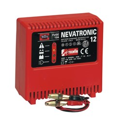 BATTERY CHARGER NEVATRONIC 12 AUTOMATIC 12V-6A