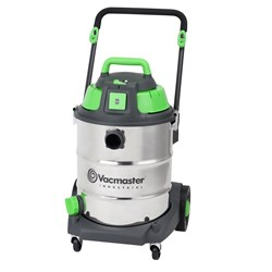 VACUUM WET / DRY 50LTR 1600W MOTOR WITH STAINLESS TANK