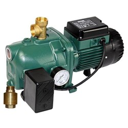 DAB-132MP - PUMP SURFACE MOUNTED JET WITH PRESSURE SWITCH 80L/MIN 48M 1.0KW 240V