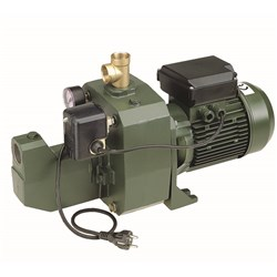 DAB-151TP PUMP SURFACE MOUNT CAST IRON WITH PRESSURE SWITCHCLEAN WATER 75L/M 61M 1.1KW 415V