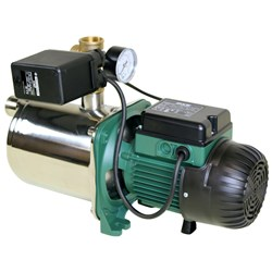 DAB-EUROINOX30/30MP - PUMP SURFACE MOUNTED MULTISTAGE  WITH PRESSURE SWITCH 55L/MIN 46M 0.