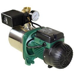 DAB-JINOX82MP - PUMP SURFACE MOUNTED JET WITH PRESSURE SWITCH  60L/MIN 47M 0.6KW 240V