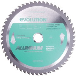 SPARE BLADE 230MM ALUMINIUM 80 TEETH EVO-BLADE230-AL