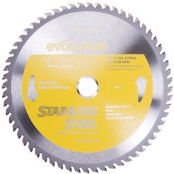 SPARE BLADE 355MM STAINLESS STEEL 90 TEETH EVO-BLADE355/90-SS