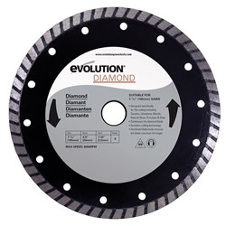 SPARE BLADE 185MM MULTIPURPOSE 20 TEETH EVO-BLADE-RAGE185M