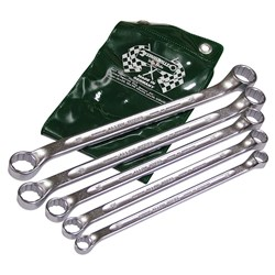 SWVP23/5 - SPANNER SET, DBL END RING 5PC - VALUE PACK 5PC