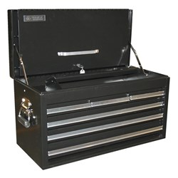 WHIPTC105 TOOL CHEST PRO SRS 6 DRAWER BALL BEARING SLIDES WHIPTC105