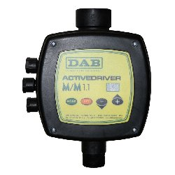 DAB-ACTIVEDRIVERMM1.5PP - PUMP VAR FREQUENCY DRIVE WITH PLUG AND PLAY LEADS 240V IN 240V O