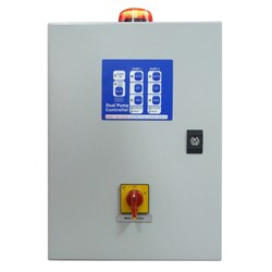 ZEN-DPC1-BBLD - PUMP CONTROL DUAL LOCKABLE DOOR 5.5-8 AMP OVERLOAD 240V