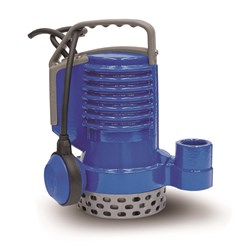 ZEN-DRBLUE40/2/G32VMGEX - PUMP SUBMERSIBLE IECEX SLIGHTLY DIRTY WATER DOMESTIC 210L/M 7M 0