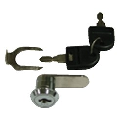 WHIBL505B SPARE LOCK & KEY TO SUIT WHIPMT111 ROLL CAB WHIBL505B