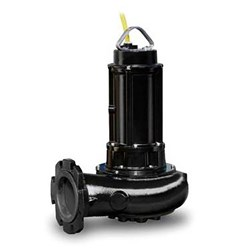 ZEN-DRN400/2/80TEX - PUMP SUBMERSIBLE IECEX DIRTY WATER INDUSTRIAL 1620L/M 18.6M 3KW 415V