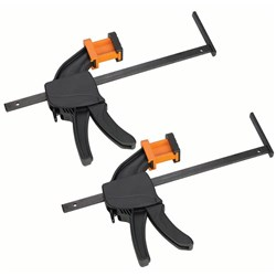 Pair of Work Clamps for TritonPlunge Track Saw - TRI-TTSWC