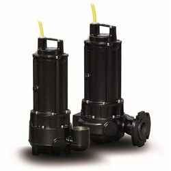 ZEN-DGN550/2/80TEX - PUMP SUBMERSIBLE IECEX DIRTY WATER INDUSTRIAL 1440L/M 18.9M 4.1KW 415