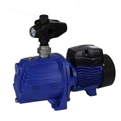 BIA-FERRO110HMP PUMP SURFACE MOUNT CAST IRON WITH PRESSURE SWITCH CLEAN WATER 80L/MIN 60M0.6kW 240V