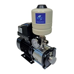 BIA-iBHM5-5-2L PUMP SURFACE MOUNTED CLEAN WATER WITH VFD CONTROL 105L/MIN 48M 1300W