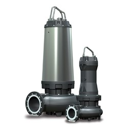 ZEN-ZUGV080A5.5/2AWPAEX HIGH EFFICIENCY INDUSTRIAL INDUSTRIAL SUBMERSIBLE 1620L/M16M 5.5KW 415V