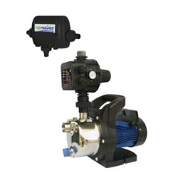 RS4E-INOXG60MPCX RAINSAVERMK4EPUMP KIT CLEAN WATER DOMESTIC 55L/MIN 37M 450W 240V