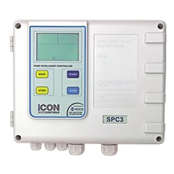 BIA-SPC1-22S CONTROL PANEL SINGLE PUMP 240V 2.2KW WITH TRANSDUCER
