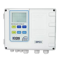BIA-DPC1-22S CONTROL PANEL DUAL PUMP 240V 2.2KW WITH TRANSDUCER