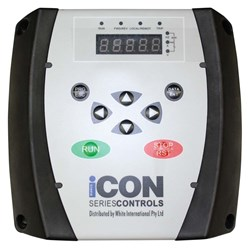 BIA-iDRIVE1220-240 VFD 1PH 240V IN, 1PH 240V OUT 2.2KW 14A