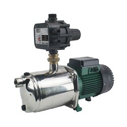 DAB-EUROINOX40/50MPCI - PUMP SUR MOUNTED MULTISTAGE WITH AUTO PUMP CONTROL 80L/MIN 57.7M