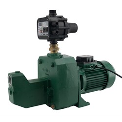 DAB-251MPCI PRESSURE SYSTEM WITH ADJUSTABLE AUTO RESTART CONTROLLER 120L/M 62M 1.85KW 240V
