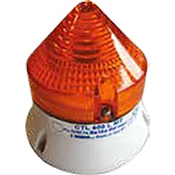 DAB-EBOXLIGHT Orange flashing light 240V 5W