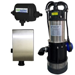 RS4E-B42ACMPCXH - Rainsaver MK4E & Multistage Pump with SK13BA controller in a stainless steel enclo