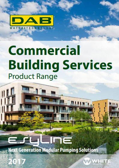DAB Commercial Building Services Product Range