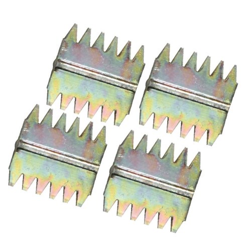 HAMMER SCUTCH 25MM SCUTCH COMBS - 4PCS/PACK