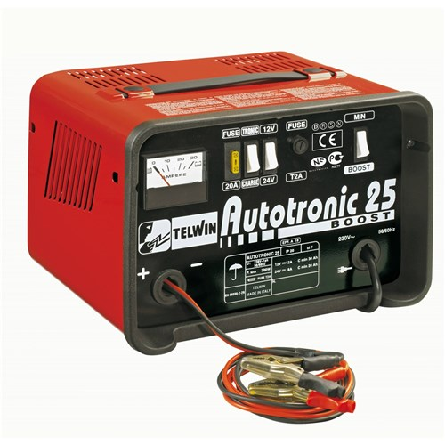 BATTERY CHARGER AUTOTRONIC 25 12-24V 18/12AMPS