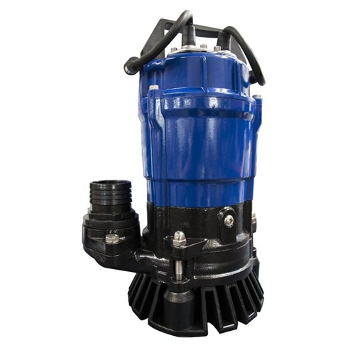 BIA-AHS10A - PUMP SUBMERSIBLE LIGHT CONSTRUCTION WITH FLOAT 250L/MIN 18M 750W 240V