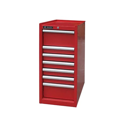 WHISL-507 SIDE LOCKER 7 DRAWER TO SUIT WHI880B