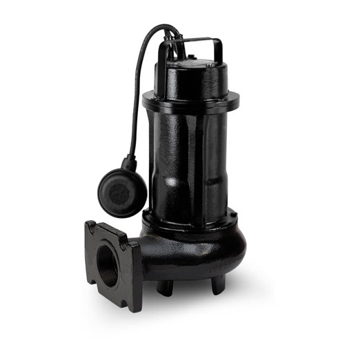 ZEN-DGE100/2/G50HTSIC - PUMP SUBMERSIBLE DIRTY WATER DOMESTIC 480L/M 12.5M 0.88KW 415V