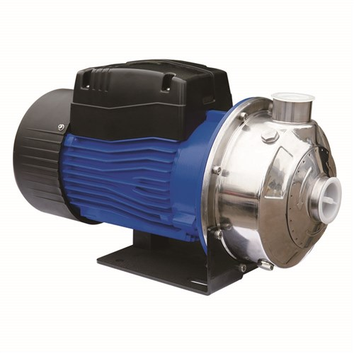 BIA-BLC210-220S2 STAINLESS STEEL CENTRIFUGAL PUMP CLEAN WATER 366L/MIN 30M 2200W 415V