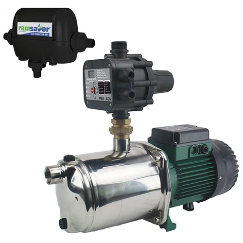 RS4E-EUROINOX30/50MPCI - PUMP CHANGEOVER RS4E SURFACE MOUNTED CLEAN WATER 80L/MIN 41M 550W