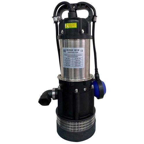 BIA-B42AC - Bianco Submersible Clean Water Pump 105L/min 32m 550W 240V