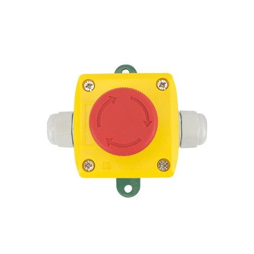 805518 Atped Estop Emergency Stop Button White